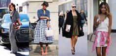Jak nosić kratkę? 30 modnych sposobów - street style