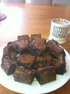 Delicious and easy recipe with tips on how to make the perfect gluten free brownie