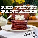 Red Velvet Pancakes, Hmmmm