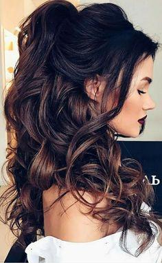 Beautiful big Bardot hairstyle