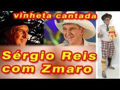 Sérgio Reis - vinheta cantada - Programa Zmaro
