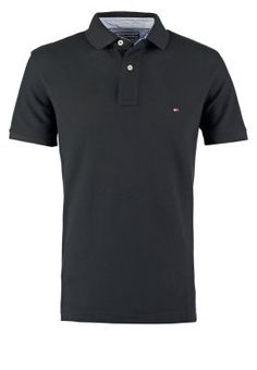 PERFORMANCE - Koszulka polo - black