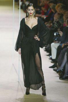 Yves Saint Laurent Fashion Show Details & more