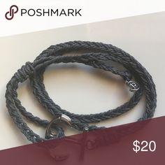 cute Anchor Adjustable beach bracelet necklace Hot trendy Very cute Adjustable bracelet PV Jewelry Bracelets