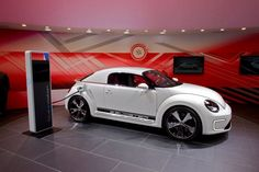 E-Bugster Concept Car at the 2012 North American International Auto Show