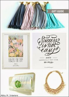 Abby M. Interiors: Gift Guide for under $25