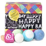 At LUSH, we like to give gifts all year round. So when we endeavored to create an extra special, bir...