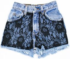 Spikes and Seams, Hint of Mystery shorts, $49, available at Spikes and Seams.
