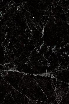 Marble-Look Jet Black