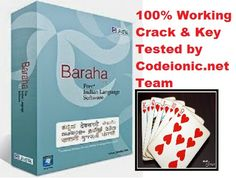Baraha 10.10.164 Crack 2017 With Serial Key Free Download | CodeIonic - Full Version Software with Cracks