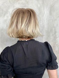 Hair Julianne Hough Gets Bobbed - Cut - Modern Salon Short Curly Wigs, Short Hair Cuts, Short Hair Styles, Bob Hair Cuts, Short Blunt Haircut, Short Blunt Bob, Bob Cut, Bob Ross Wig, Hair Inspo