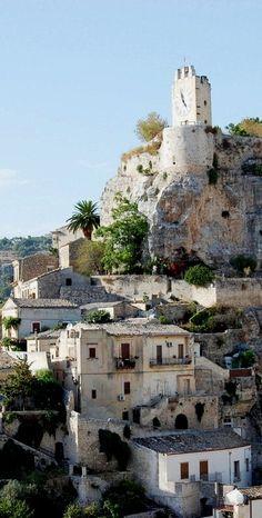 Modica Castle, Sicily
