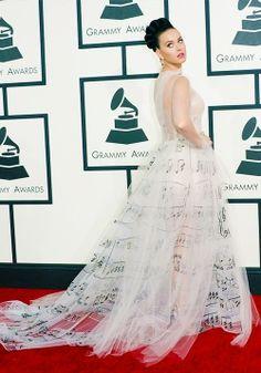 Grammy 2014 Dress