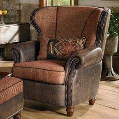 Barrico Hearth Chair