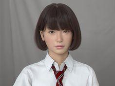 This Japanese Schoolgirl Is Not Human At All...  #tokyo #Japanese #Japan #tech #innovation #technology #graphicdesign #3danimation  #trending #trends #trending #TrendingTopics #whatstrending