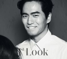 2015.04, 1st Look, Lee Jin Wook ★