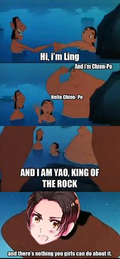 Soon the rock won't be the only thing he'll be king of. #arupocalypse #why am i doing this