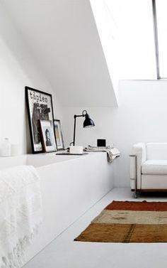bath Room: ultimate relaxing Scandinavian style