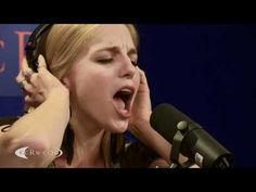 "Delta Rae performing ""Bottom Of The River"" on KCRW  Simply AWESOME!  Love them! Next concert?? : )"