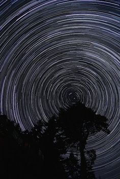 """An introduction to Shooting Star Trails by Trevor Williams. I will attempt to explain here how to capture stars over a long exposure so that they leave behind a """"trail"""" or light stream. In fact, what are recorded are stationary stars and the rotation of the earth. The images that are created have a unique …"""