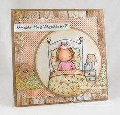 Under the Weather? by Shel9999 - Cards and Paper Crafts at Splitcoaststampers