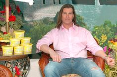 EXCLUSIVE: Fabio Lanzoni Brings 30 Tubs of I Can't Believe It's Not Butter! Back to His Family in Italy!