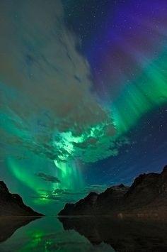 Aurora Borealis (northern lights) Alaska
