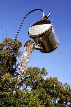 1ed8d2383 10 melhores imagens de Recipientes De Água Ao Ar Livre