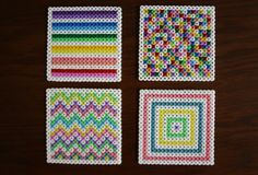 We've had some Hama beads in the house for a while now but it's only in the last few weeks that I've discovered the addictive fun and...
