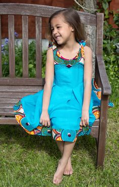 African Clothing | ... BOUTIQUE SPRING/SUMMER 2013 AFRICAN PRINT FABRIC CHILDREN'S CLOTHING