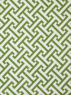 WAVERLY Cross Section in GREEN...recovering my dining room chair cushions in this fabric!