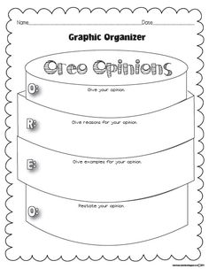 Beginning/Middle/End Hamburger Graphic Organizer (Color