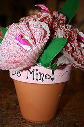 reese's valentine bouquet