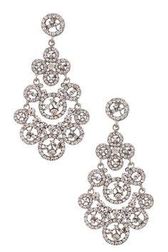 Baroque Chandelier Earrings from HauteLook