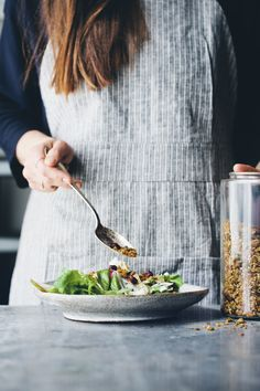 Say hello to your salad's new best friend. This jar of mustardy granola has becomea total game-changer in our kitchen. And if you are like us and oftenmix leftovers into quick salad bowls, …