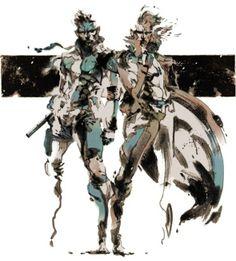 """Yoji Shinkawa - """"Solid & Liquid Snake"""""""
