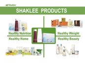 shaklee they are the best