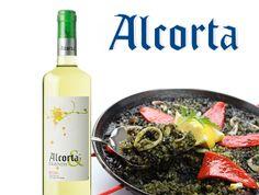 Alcorta & Friends Blanco con arroz negro, ¡delicioso!