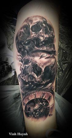Tattoos - Vinh Huynh