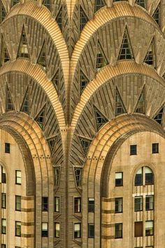Architecture | The Chrysler Building, NYC