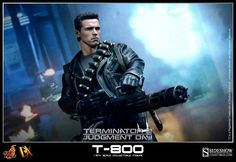 Terminator 2 MMS DX Action Figure 1/6 T-800 - The Movie Store