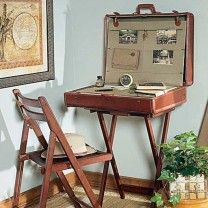 Vintage koffers als te gekke accessoire in je interieur - Roomed | roomed.nl