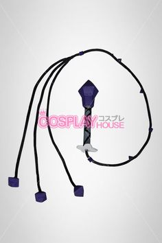 Steven Universe Cosplay Prop -- Amethyst Whip Version 01
