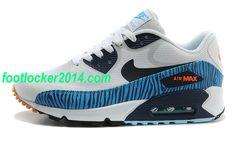 huge discount 69410 51e40 Nike Air Max 90 Prm Tape Zebra Off White Hyper Blue 616317 004  New  Air   Max  Nikes
