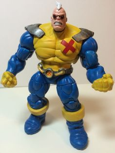 Marvel Universe Strong Guy (Marvel Universe) Custom Action Figure
