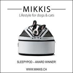 SleepyPod die perfekte Reisetasche ... Exklusiv bei www.mikkis.ch