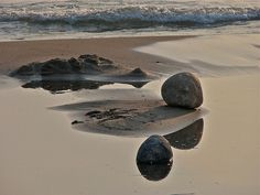 beach scene…24/06/10 by bevcraigwhite
