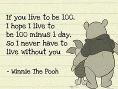 Winnie the Pooh is so wise.