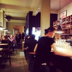 Bar Raval in Berlin, Berlin - excellent tapas. about 30 euro for two