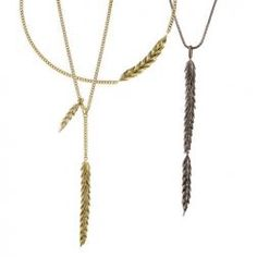 Harvest in ORSKA. Necklaces from BERRY collection by Anna Orska.
